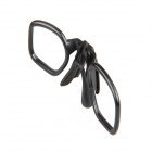 OBAOLAY PC Lens TR90 Frame Glasses w/ Replaceable Lens - Black