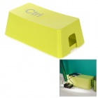 PC / TV / DVD / Printer / Phone / Display / USB HUB Cable Wire Storage Case Box - Green