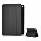 S-What Protective TPU Case w/ Stand for IPAD Air - Black