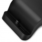 """S"" Type Plastic Charging Dock for LG G Flex 2 - Black"