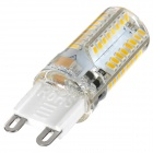 exLED G9 3W 3000K 180lm SMD 3014 Warm White Lamp (110~220V / 2PCS)