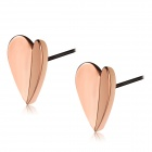 Happy Rose Gold Earrings - Rose Gold