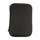 "Multi-functional Shockproof Dustproof Storage Bag Case for 2.5"" HDD / USB / Digital Devices - Black"