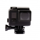 PANNOVO Professional Dark Shading 30m Waterproof Camera Housing Case for GoPro 3/3+/4
