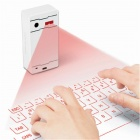 MAIKOU Laser Projection Bluetooth Virtual Keyboard pour Tablette / Téléphone
