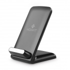 MO.MAT QI Desktop 3-Coil Wireless Charger for Qi-Enabled Phone - Black