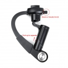 Handheld Balance Stablizer Holder for GoPro - Black + Red