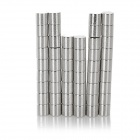 D3*3mm Small Round NdFeB Magnet - Silver (50PCS)