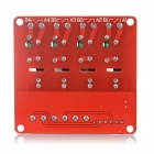 KEYES 4-CH 5V Solid-State Relay Module for Arduino - Red + Blue