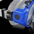 Swimming / Diving Face Mask Goggles w/ Holder for GoPro - Blue