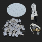 Circular Lamp Suite 28-LED RGB Lamp DIY Kit Electronic Production