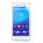 Mr.northjoe 0.3mm 2.5D 9H Tempered Glass Screen Guard Protector for Sony Xperia M4 - Transparent