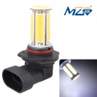 MZ 9006 6W COB LED Car Front Fog Lamp White Light 6500K 240lm - Yellow (12~24V)