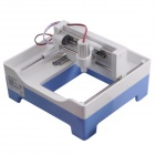 NEJE 200mW Mini DIY Laser Engraving Machine Picture Logo CNC Laser Printer - Blue + White
