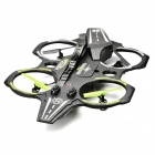 HelicMAX Stylish Super Large Outdoor 2.4GHz 4-Channel R/C Quadcopter - Black