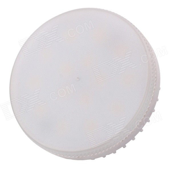 WaLangTing GX53 5W 350lm SMD 5730 Warm White Cabinet Lamp (110~240V)