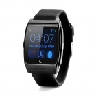 "Uwatch 1.35"" Screen Bluetooth v4.0 Smart Watch w/ Pedometer, Sleep Monitoring - Black"