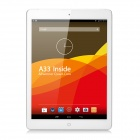 "9.7"" quad-core android tablet w / 1GB RAM, 16 GB ROM - wit (eu stekker)"