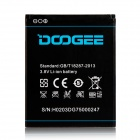 DOOGEE Rechargeable Replacement 2000mAh 3.8V Li-ion Battery for DOOGEE IRON BONE DG750