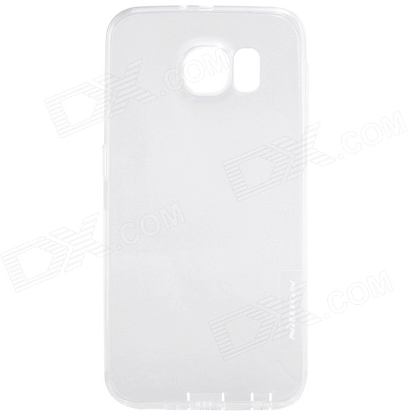 NILLKIN TPU Back Case for Samsung Galaxy S6 Edge - Translucent White