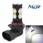 MZ 9005 60W XT-E Car LED Front Fog Lamp White 6500K 2700lm SMD 3535 w/ Constant Current (12~24V)