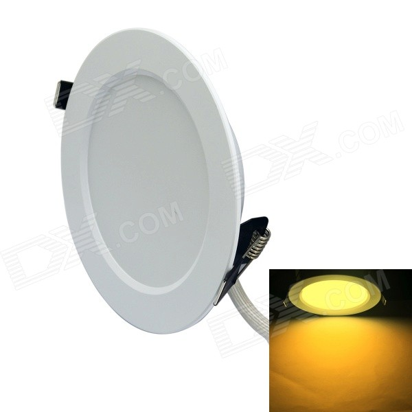 JIAWEN 5W SMD LED Ceiling Lamp Spotlight 3200K 500lm - White (85~265V)Ceiling Light<br>Form  ColorWhiteColor BINWarm WhiteModelJW-5W-001-WWQuantity1 DX.PCM.Model.AttributeModel.UnitMaterialPlasticPower5WRated VoltageAC 85-265 DX.PCM.Model.AttributeModel.UnitEmitter TypeOthers,5730 SMDTotal Emitters10Theoretical Lumens400~500 DX.PCM.Model.AttributeModel.UnitActual Lumens400~500 DX.PCM.Model.AttributeModel.UnitColor Temperature12000K,Others,3000~3200KDimmableNoBeam Angle180 DX.PCM.Model.AttributeModel.UnitExternal Diameter10 DX.PCM.Model.AttributeModel.UnitHole diameter8 DX.PCM.Model.AttributeModel.UnitHeight4.6 DX.PCM.Model.AttributeModel.UnitPacking List1 x LED ceiling light w/ external driver (driver input / output wire: 6cm / 10cm)<br>