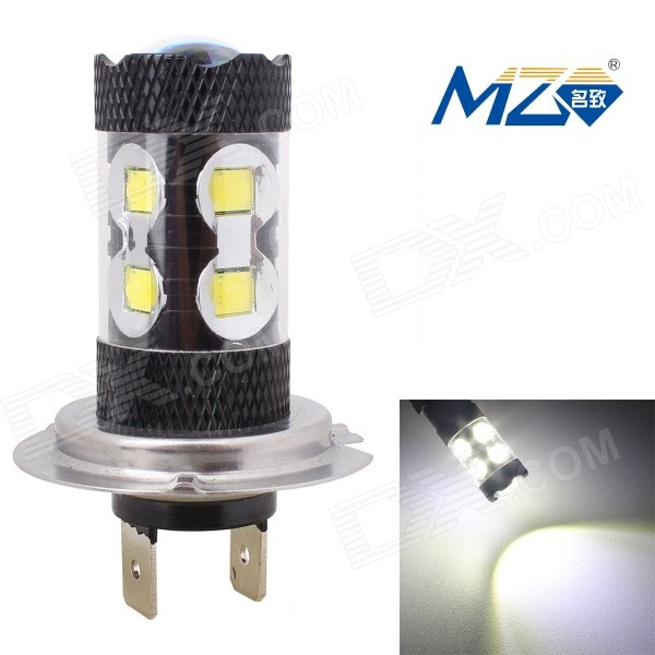 MZ H7 60W XT-E carro LED frontal Fog Lamp w / constante corrente (12 ~ 24V)