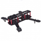 ZMR250 H250 250mm mini quadcopter kit de quadros multicopter - preto