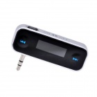 CY RC-127 3.5mm Car AUX FM Transmitter Radio / Adapter w/ Hands-free for IPHONE 6 PLUS + More