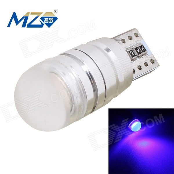 MZ T10 1.5W 455nm 90lm Blue Car Lamp (12~18V)