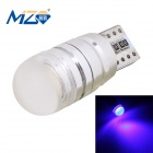 MZ T10 1.5W LED Car Floodlight Clearance Lamp Blue Light 455nm 90lm COB Canbus Decoded (12~18V)