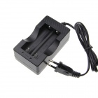 BestFire U-205 EU Plug 2-Slot Charger + 3.7V 3100mAh 18650 Battery