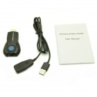 V5IIA Ezcast Miracast Wireless Wi-Fi Display Dongle - Black