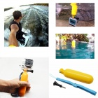 Surfboard Mount, Sponge, Floating Grip, Handheld Monopod Kit for Gopro