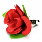 Stainless Steel + Polyester Lighting Match to Rose Toy - Red + Green