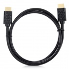 D&S DNS3008 HDMI Male to Male AM-AM Digital HD Cable - Black (1m)