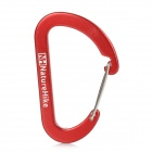 NatureHike Outdoor Sports 65mm Carabiner - Red