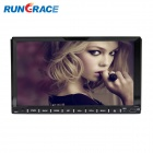 Rungrace RL-202DNAR03 7-inch 2 Din TFT Screen In-Dash Car DVD Player w/ Bluetooth, RDS, ATV - Black