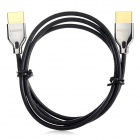 D&S DNS3005 HDMI AM-AM Super Fine HDMI AM-AM Digital HD Cable - Black (1m)