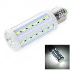E27 3W Lamp Bulb White Light 42-5730 SMD 6500K 270lm - White (AC 110~130V)