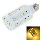 E27 12W LED Corn Lamp Bulb Warm White Light 3000K 700lm SMD 5730 - White (AC 110~130V)