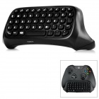 DOBE TYX-538 Wireless 47-Key Keyboard for XBOX ONE Controller - Black