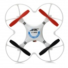 JJR/C JJ-1000P Mini 2.4GHz 4-CH 6-axis Gyro R/C Quadcopter BNF - Blue