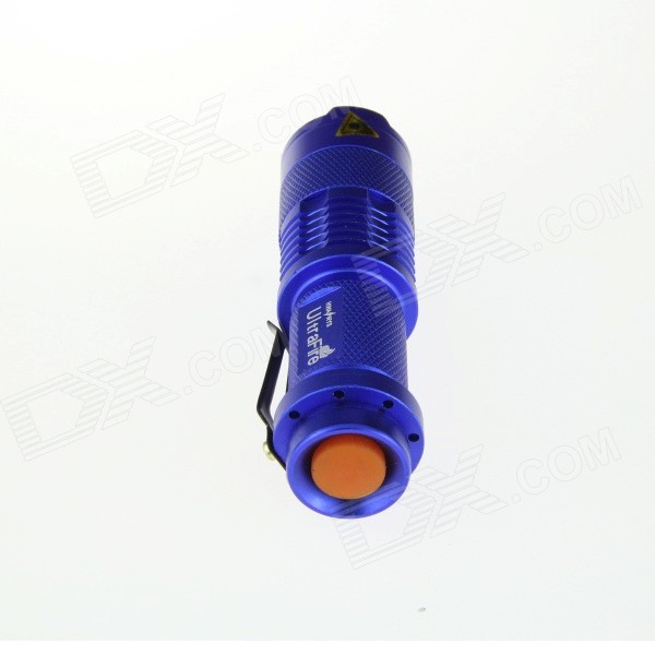 UltraFire XP-E R5 1-LED 400lm 3-Mode Cold White Zooming Flashlight [фото2]