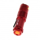UltraFire XP-E R5 1-LED 400lm 3-Mode Cold White Zooming Flashlight
