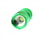 FANDYFIRE XP-E Q5 LED 400lm Zooming Bright White Flashlight - Green