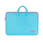Cartinoe Protective PU Leather Inner Tote Bag / Handbag for Microsoft Surface Pro 3 - Blue