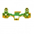 CHEERLINK Flex Film Cable for PS4 Controller - Black + Yellow