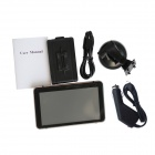 "7"" HD MT3351C Windows CE 6.0 GPS Navigator w/ 8GB - Golden (EU Map)"