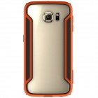 NILLKIN Housse de protection TPU pour samsung galaxy S6 - orange + noir